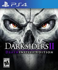 Boxshot: Darksiders II Deathinitive Edition by Nordic Games