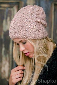 Gorro Easy Crochet, Knit Crochet, Crochet Hats, Knit Beanie Pattern, Cute Beanies, Bonnet Hat, Winter Hats For Women, Warm Outfits, Knitting Accessories