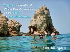 Ready for new adventures? We are. Come join us.