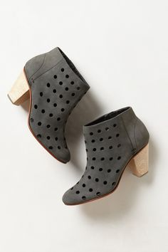 Dazze Booties - Anthropologie.com