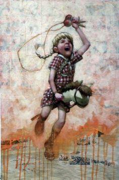 Dang! If It Ain't Calamity Jane! Original by artist Craig Davison £2750