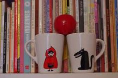 illustrations du petit chaperon rouge dans les livres de jeunesse français - Recherche Google
