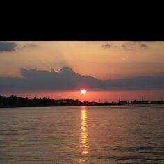 Hawk's Cay, Duck Key Sunset. Florida Keys