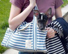 dog bag pattern