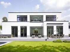 Eine Villa in Lörick besticht durch individuelle Lösungen