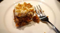 Mum's Amazing Vegan Carrot Cake - Vegan Sparkles with Rebecca Weller