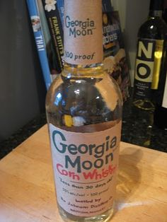 Do yourself Peach MoonShine