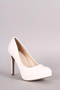 Anne Michelle Classic Almond Toe Pump $ 56.00