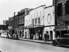 Harlem Theater, Deep Ellum, 1930, courtesy of the Dallas Public Library