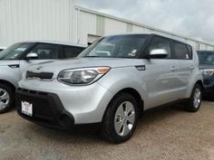 This is what my 2015 Kia Soul in Silver looks like.  Bought it on August 16, 2015.  Named it Pretty Penny (as in costs a . . . ) Penny for short.