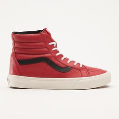 Product: Leather Sk8-Hi Reissue