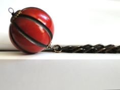 New Fall Collection - Bakelite Necklace, Boho Chic, 1950'shttp://www.etsy.com/listing/105306031/new-fall-collection-bakelite-necklace?ref=tre-2720683683-13#681team