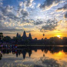 Angkor Wat- Cambodia - zoltán kovács - Google+