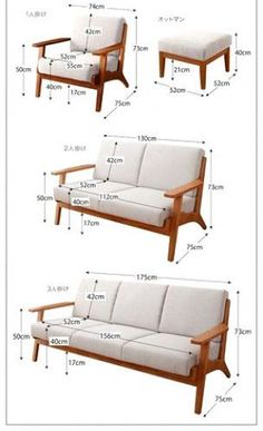Scandinavian Design Fashionable Wood Elbow Sofa 【Lulea】 Make a . Try a Recliner Sofa, and You'll Never Go Back. A reclining sofa allows you to relax completely in the most comfortable position, as your legs recline and chair fully supports your back Sofa Furniture, Pallet Furniture, Furniture Plans, Furniture Design, Modern Wood Furniture, System Furniture, Reclaimed Wood Furniture, Furniture Stores, Wooden Sofa Designs