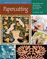 Hopf, Claudia - Papercutting: Tips, Tools & Techniques for Learning the Craft - Stackpole 2012 gebonden  108 blz. € 21.50