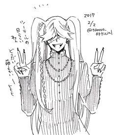 枢やな公式 (@toboso_official) on Twitter