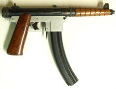 Holmes Firearms Co. .22LR MP22 Machine Pistol Find our speedloader now!  http://www.amazon.com/shops/raeind