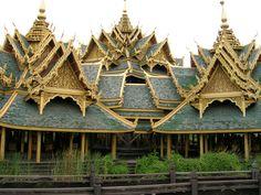 Muang Boran; Bangkok; photo by K.Pings