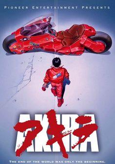 Akira (Kaneda's Motorcycle)