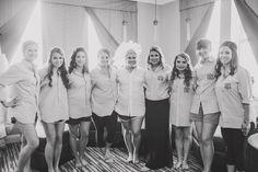 Delta Chic wedding - All my favorite Ladies!