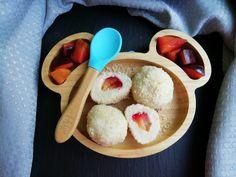 Gomboti cu prune si cocos - Super Mom