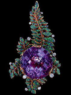 Fairy tales high jewellery Pendant