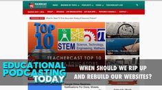 How To Redesign A WordPress Website | TeacherCast