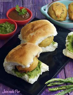 Jain international recipes recipes for jains international jain vada pav forumfinder Images