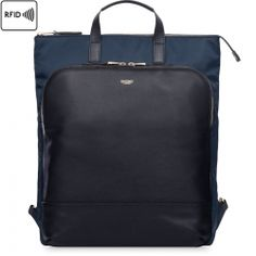 Harewood Tote-Pack Navy Knomo Backpack 1c48b0acf53ca