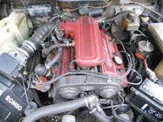 Alfa Romeo 3.0 V6 engine