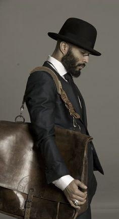 Style: Inspiration   A Man's Story   Ozwald Boateng