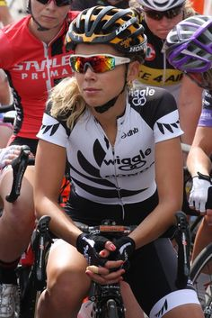 Wiggle Honda Pro Cycling — with Emily Mary Collins in Luyksgestel, Netherlands.