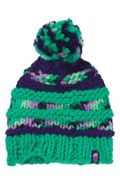 The North Face  Nanny  Knit Beanie available at  Nordstrom North Face Women 4a2ffe513882