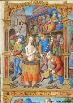 Book of Hours, MS H.5 fol. 7r - Images from Medieval and Renaissance Manuscripts - The Morgan Library & Museum