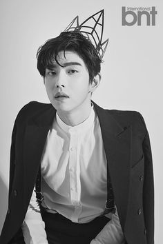 Yoon Kyun Sang - bnt International March 2015