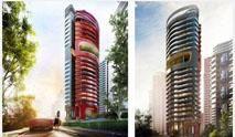 Pininfarina debutta a Singapore con Ferra, condominio iconico di lusso