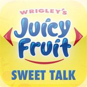 Juicy Fruit - US gum is much nicer than NZ