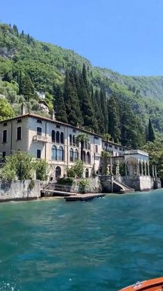 Destinations D'europe, Palazzo, Lake Villa, Lake Como Italy, Destination Voyage, Beautiful Places To Travel, Italy Travel, Travel Photography, Around The Worlds