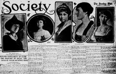 This Revealing Newspaper Section May Hold Fascinating Details About Your Ancestors - FamilyHistoryDaily.com