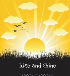 Good morning!!:) #riseandshine #goodmorning #happyfriday