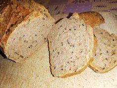 Focaccia Pizza, Hungarian Recipes, Canapes, Bread Rolls, Bread Recipes, Banana Bread, Food To Make, Kenya, Bakery