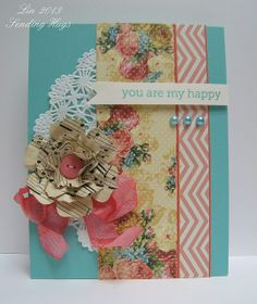 Papercraft Star challenge by quilterlin, via Flickr
