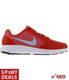 NIKE REVOLUTION 3 ΚΟΡΙΤΣΙΣΤΙΚΟ ΑΘΛΗΤΙΚΟ ΠΑΠΟΥΤΣΙ ΚΟΡΑΛΙ Nike Free, Sneakers Nike, Shoes, Fashion, Nike Tennis Shoes, Moda, Zapatos, Shoes Outlet, Fashion Styles