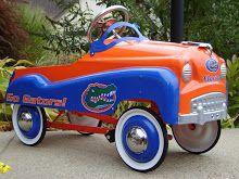 Go Get Gators Get Away Car