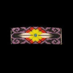 Native American hair barrette