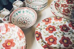 Emma Bridgewater samples, March 2015