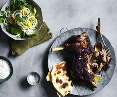 It's arguably our country's most celebrated meats. On January pick one of these winning recipes for lunch or dinner. Whether by rack, rump or roast, there's a lot you can do with lamb. Lamb Recipes, Roast Recipes, Lunch Recipes, Gourmet Recipes, Recipes Dinner, Lamb Shawarma Recipe, Tapas Dishes, Slow Cooked Lamb, Recipe Collection