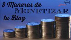 Strategias directas para monetizar tu blog. #latino #latina #redessociales #blog #monetizar
