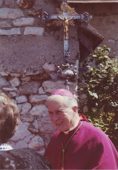 "Ut Inveniatur Fideles ""PASTORAL LETTERS and written by SE Archbishop Marcel Lefebvre"""