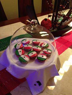 Cupcakes de Nutela $170.00 (12 piezas)